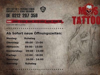 Tätowierstudio Mos Tattoos