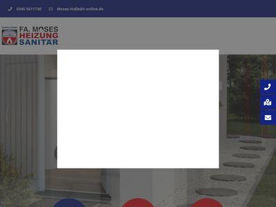 Moses S. Heizung Sanitär