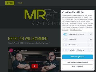 MR KFZ-Technik