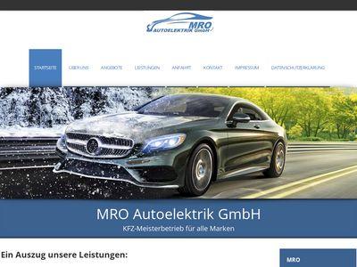 M.R.O. Autoelektrik GmbH