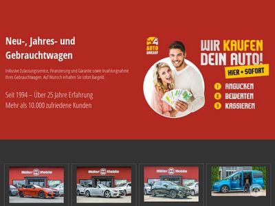 Autohandel Müller