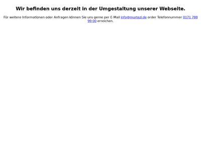 Murtezi Fexhri Gartenbau