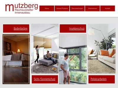 Mutzberg Raumausstatter - Innen…