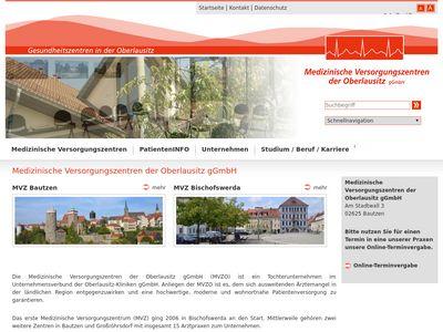 Med.Versorgungszentren der Oberlausitz gGmbH