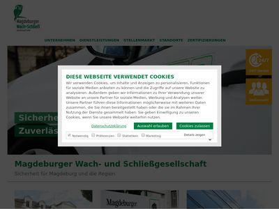 Magdeburger Wach- und Schliessgesellschaft