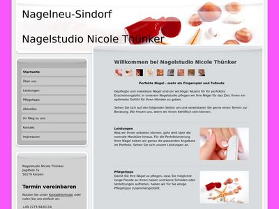 Nagelstudio Nicole Thünker