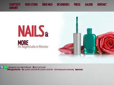 Nails & More Nagelstudio Münster