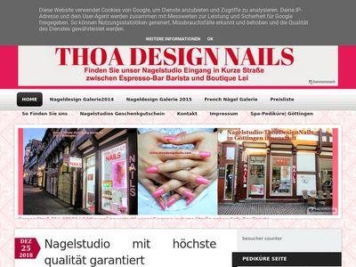 Nagelstudio Thoa Design Nails