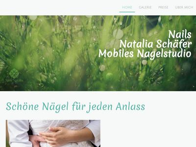 Nails Natalia Schäfer Mobiles Nagelstudio