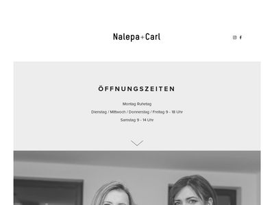 Nalepa und Carl Friseure