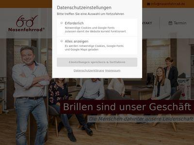 Optik Das Nasenfahrrad GmbH