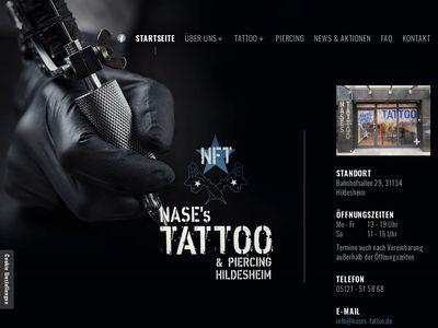 Nases Tattoo und Piercing Studio