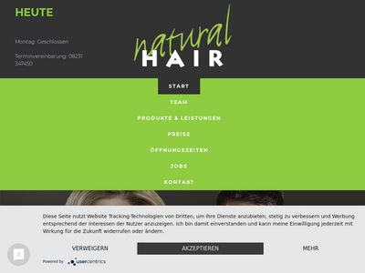 Friseur Natural Hair