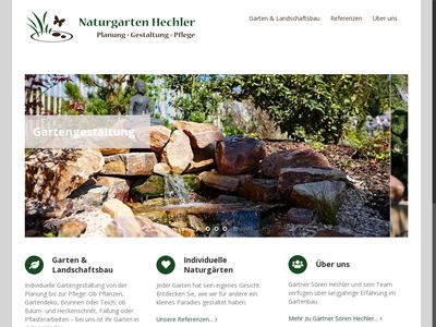 Naturgarten Hechler