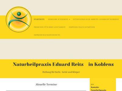 Hans Eduard Reitz Heilpraktiker