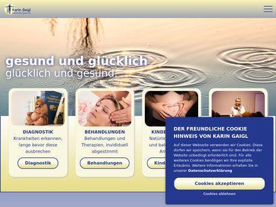 Naturheilpraxis Karin Gaigl
