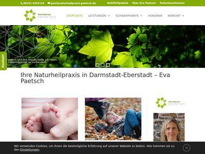 Naturheilpraxis Eva Paetsch