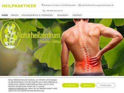Naturheilzentrum Dresden- Löbtau