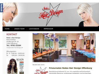 Nedas Hair Design