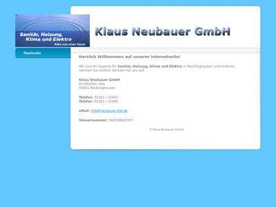 Klaus Neubauer GmbH