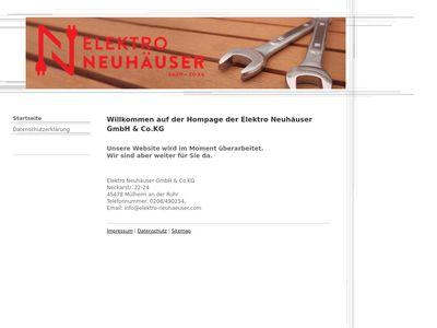 Elektro Neuhäuser GmbH