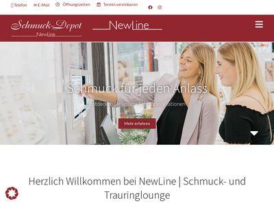 NewLine - Der CITY Juwelier