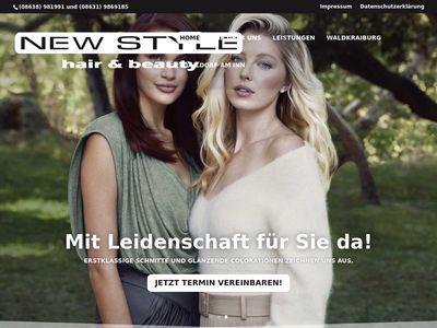 New Style Hair + Beauty Waldkraiburg