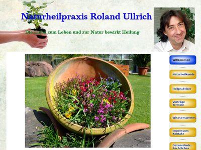 Roland Ullrich Heilpraktiker