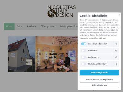 Nicolettas Hair-Design