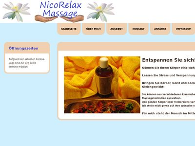 NicoRelax Massage