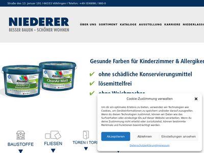 Niederer GmbH
