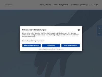 Niedersachsen Bestattungen