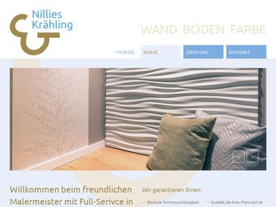 Nillies & Krähling Malerfachbetrieb