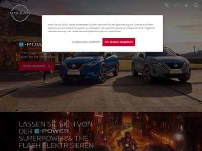 Auto-Service GmbH Nissan Vertragshändler