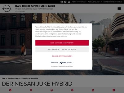 Bader & Co GmbH Nissan Autohaus