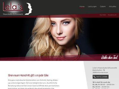 Lelas Haarstudio + Kosmetik