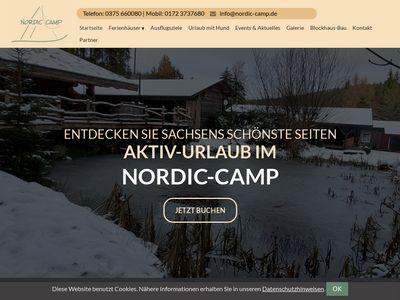 Knut Kupsch Nordic-Camp-Ferienanlage