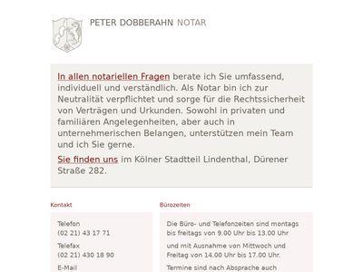 Dobberahn Peter