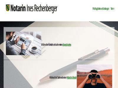 Ines Rechenberger Notarin