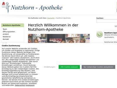 Nutzhorn Apotheke