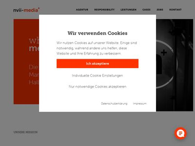 Contservices.de Webdesign nach Mass