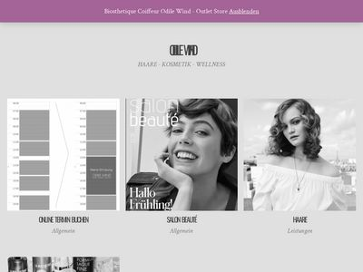 Biosthetique Coiffeur Inh. Odile Wind