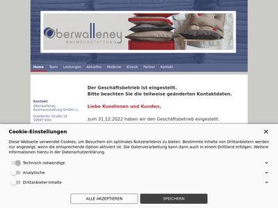 Oberwalleney Raumausstattung GmbH