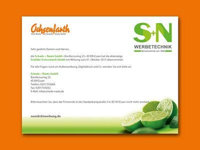 Schilder Ochsenfarth GmbH