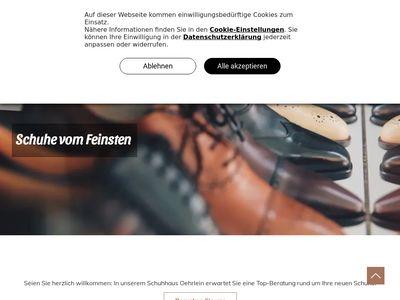 Oehrlein GmbH Schuhe vom Feinsten
