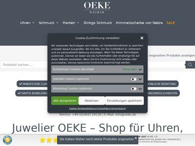 Juwelier Oeke KG