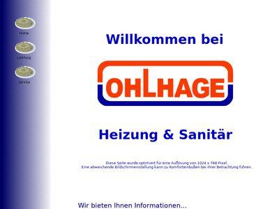 Friedrich Ohlhage & Sohn Inh. Arnd Ohlhage