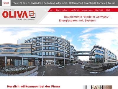 OLIVA GmbH Fenster und Türen