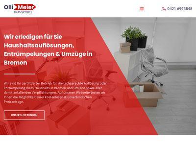 Olli Meier Transporte & Entrümpelungen