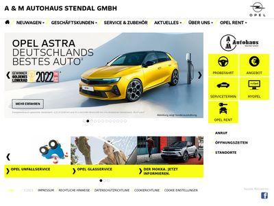 A&M Autohaus Stendal GmbH